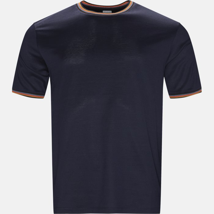 T-shirts - Regular fit - Blue